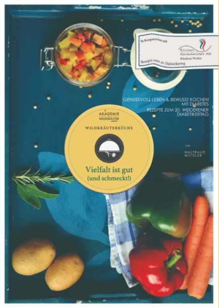 Titelseite eBook Vielfalt isst gut