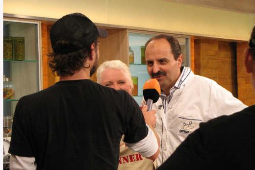 Johann Lafer im Interview