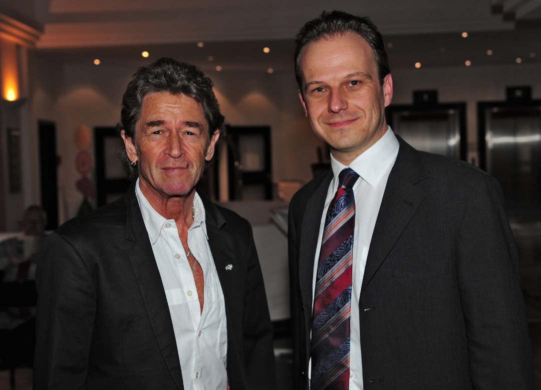 Peter Maffay war zu Gast auf der Gala der Köche
